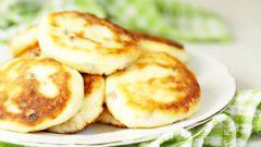 Как приготовить пышные сырники: правила и секреты