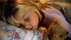 Дневной сон у детей