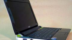 Как разобрать нетбук Acer Aspire One