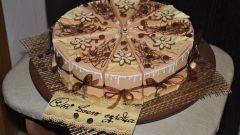 Схемы бонбоньерок (часть 2) Торт