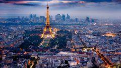 Путешествие в зимнюю Францию