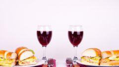 Сэндвичи к вину