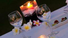 Романтический вечер без стресса