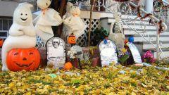 Топ-10 идей как украсить дом на Хэллоуин своими руками