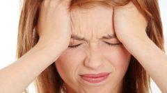 Как снять приступ головной боли