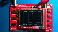 Как собрать цифровой осциллограф DSO138