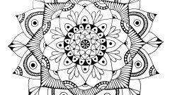 Рисунки мандалы своими руками: пошаговый мастер-класс