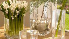 Как чистить вазы для цветов?