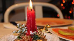 Как украсить кухню к Новому году своими руками