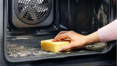 Как быстро отмыть духовку от жира и нагара в домашних условиях