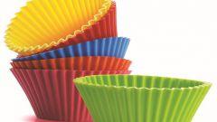 Как использовать силиконовые формы для кексов и маффинов