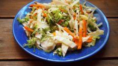 Вкусные диетические салаты - основа идеального похудения