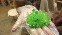 Как в домашних условиях вырастить кристалл