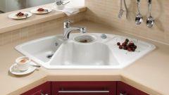 Как выбрать удобную кухонную мойку