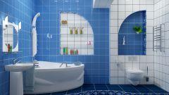 Как обустроить ванную комнату: несколько советов
