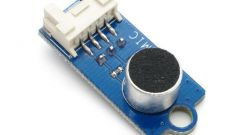 How to connect microphone to Arduino