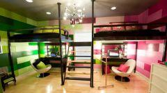 Пять идей модификации современной комнаты для ребенка