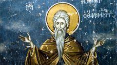 Краткое житие преподобного Иоанникия Великого