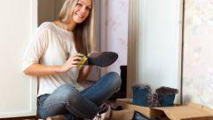 Как продлить жизнь губке для обуви