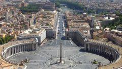 Самое маленькое государство в мире - Ватикан