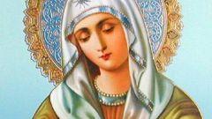 Почему на иконах Богородицы изображаются три звезды