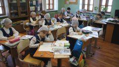 Чему учат детей в воскресной школе