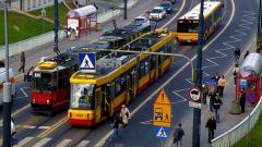 Городской транспорт Варшавы