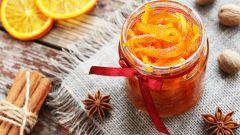 Как сделать варенье из апельсиновых корок