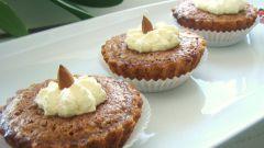 Миндальные пирожные: рецепт