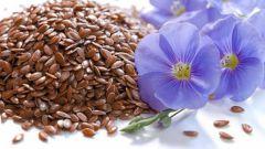 Применение семени льна в народной медицине