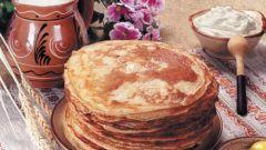 Рецепты на Масленицу: блинчики с начинкой