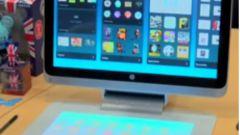 Новые разработки компании  HP: сенсорный коврик и трехмерный сканер в одном флаконе