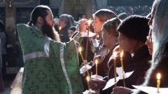 Как проходит таинство соборования
