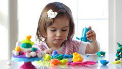 Как сделать пластилин своими руками в домашних условиях