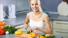 Весенняя диета для похудения