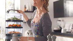 Советы по приготовлению блюд в пароварке