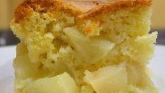 Как сделать шарлотку с яблоками в мультиварке