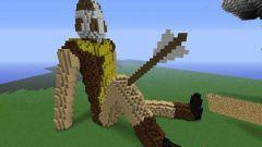 Как сделать лук и стрелы в игре Майнкрафт