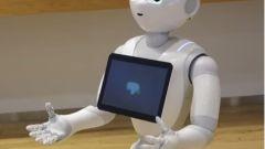 Умный робот Pepper