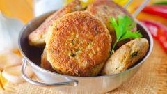 Вкусное постное блюдо: гороховые котлеты