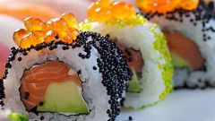 Суши и роллы: основные разновидности