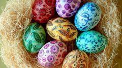 Делаем с детьми: как просто разукрасить яйца к пасхе
