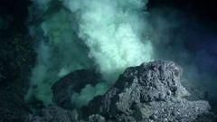 Как сделать подводный вулкан своими руками