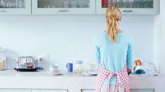 Как быстро перемыть гору посуды