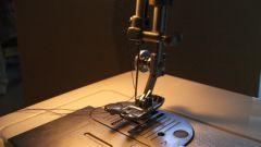 Почему швейная машина рвет нитку