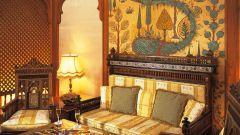 Ресторан в египетском стиле