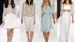 Весна-лето 2015: какие юбки будут в моде