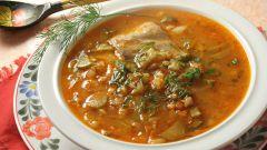 Как приготовить традиционный суп рассольник