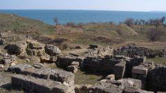 Нимфей - древнее городище