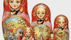 История русской матрешки